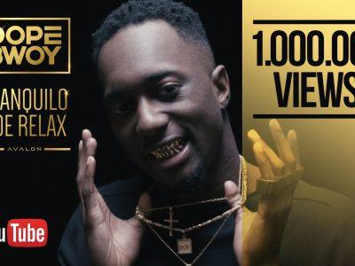 'Tranquilo/Doe Relax' 1 MILJOEN views!