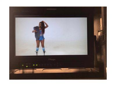 Nieuwe videoclip…