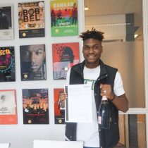 DJ Washington tekent contract bij Event-Us!