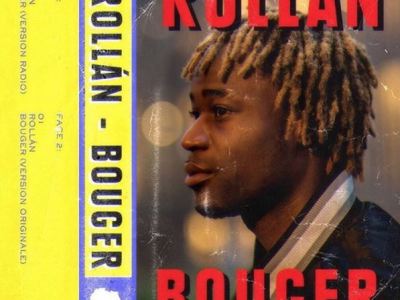 #MUSICMONDAY 'Rollàn – Bouger prod. Pyramids'
