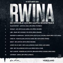 💿 Vrijdag Rwina online