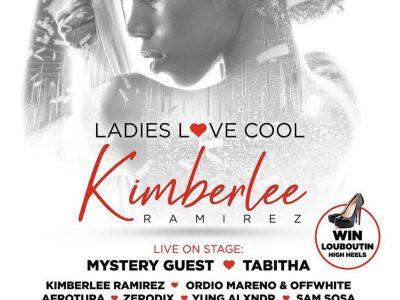 Kimberlee Ramirez in Club Vie Rotterdam