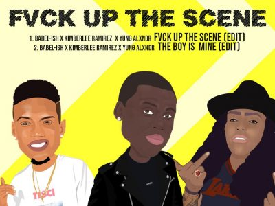 """""""Fvck Up The Scene"""""""