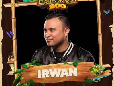 Irwan op Emporium
