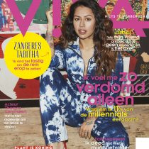 Tabitha op de cover van VIVA Magazine